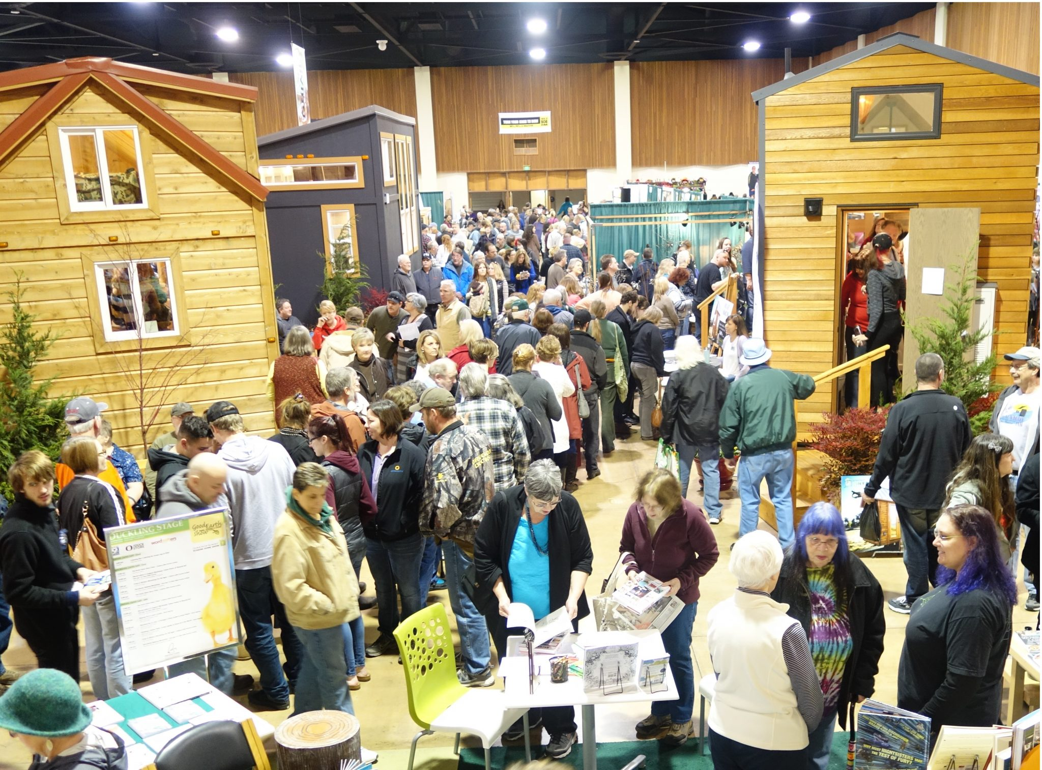 The Good Earth Home, Garden, U0026 Living Show Was The First Sustainable Home  And Garden Show In North America. This Regional Event Presents Over 220  Smart ...